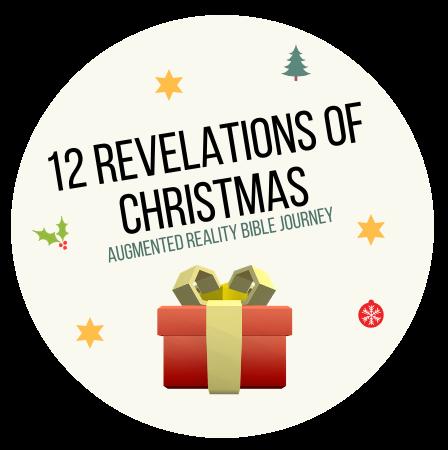 12 revelations of Christmas AR