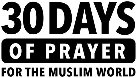 30 Days of Prayer for the Muslim World