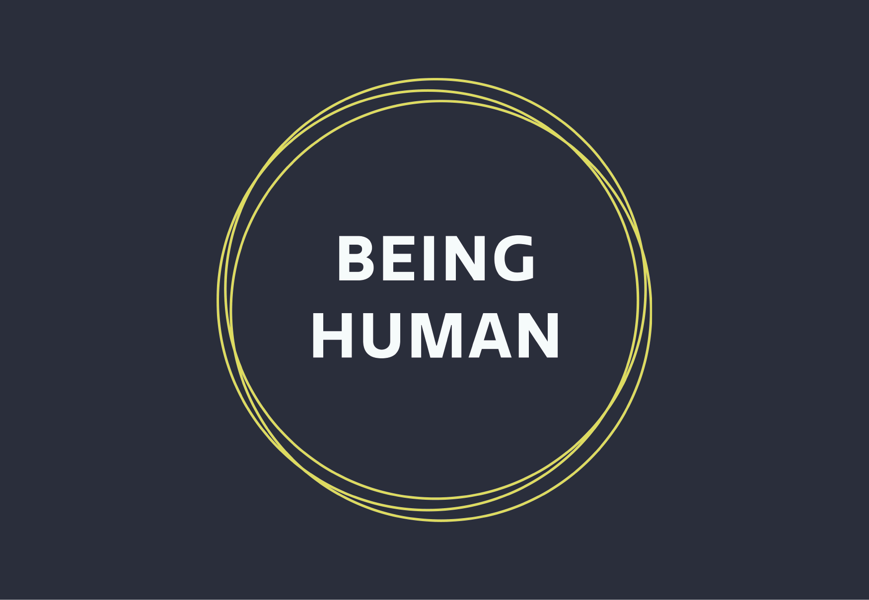 Being Human logo website