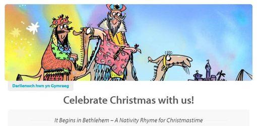 Christmas with Bible Society
