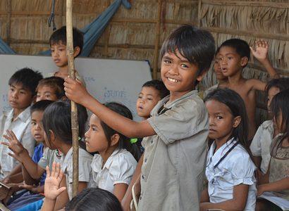 Cambodia development aid 2