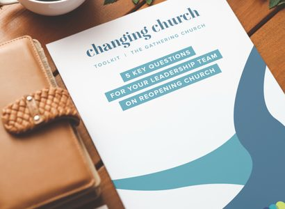 Changing Church Five Key Questions