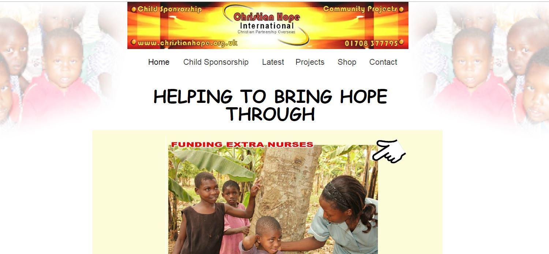 Christian Hope Web