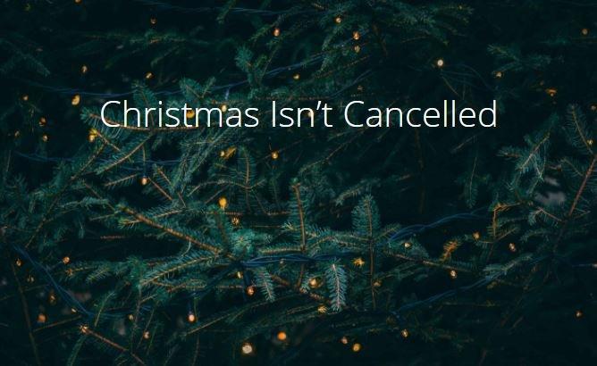 Christmas isnt cancelled SJI