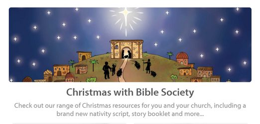 Christmas with Bible Society