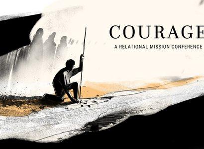 Courage Church Notice Slide 4X3 V3