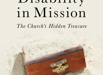 Book review: Disability in Mission – The Church's Hidden Treasure