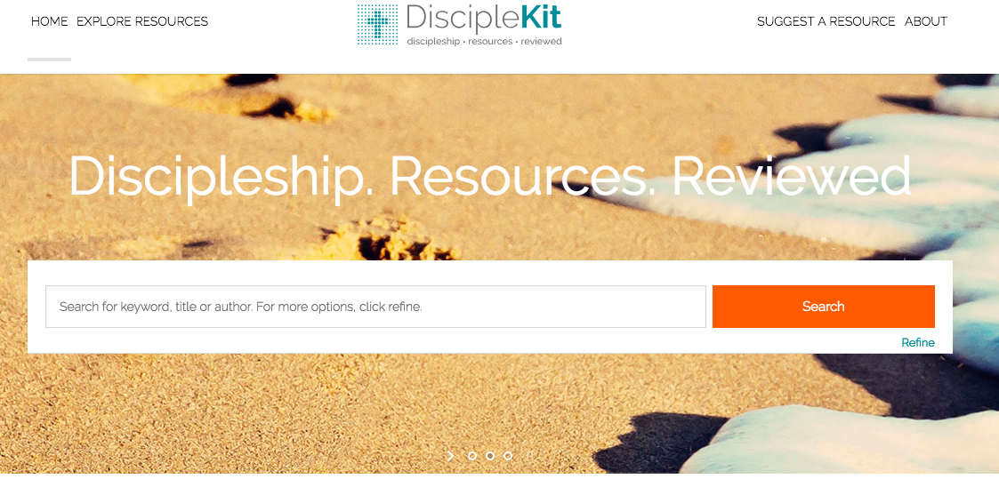 Disciplekit