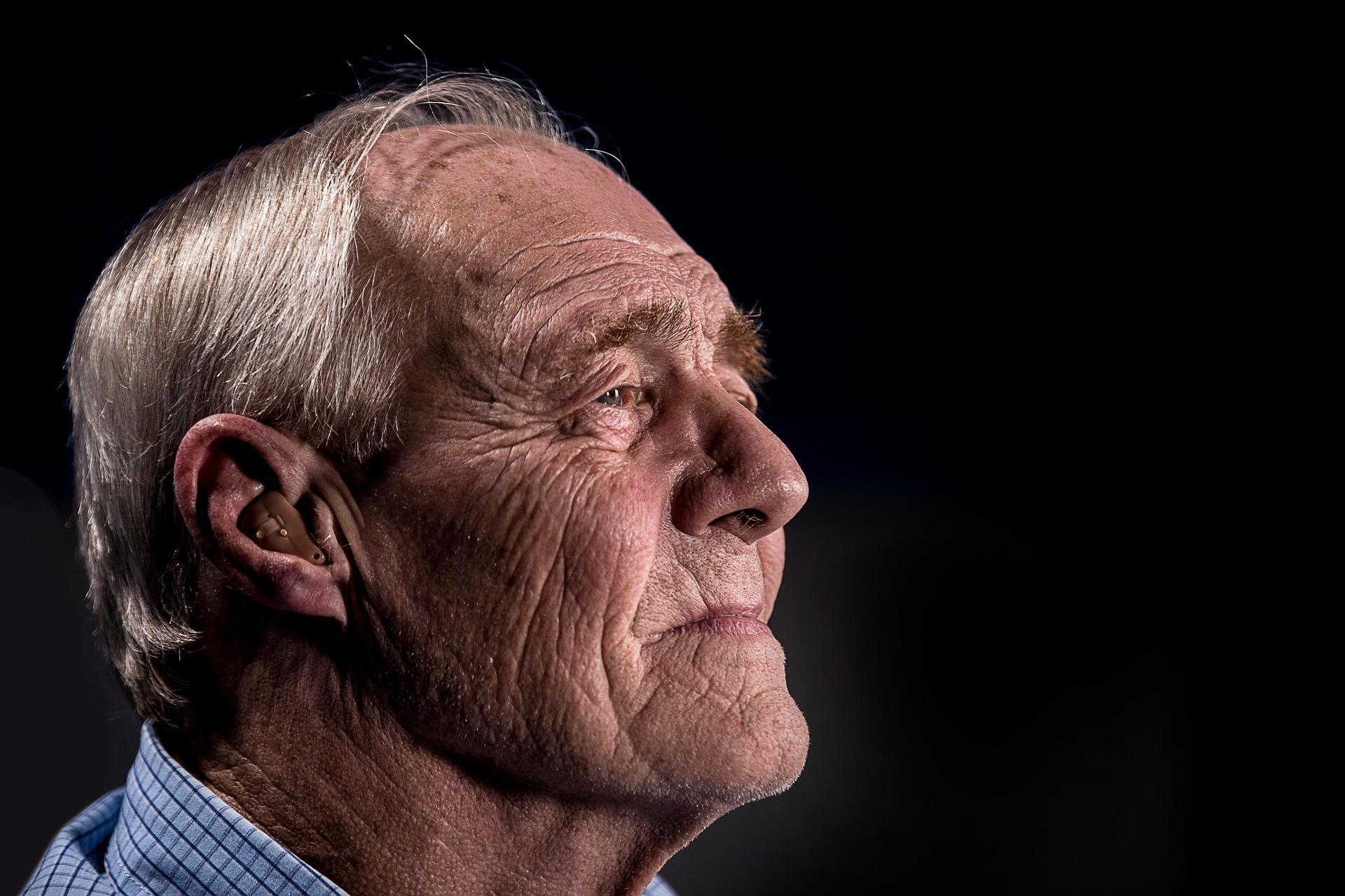Elderly man