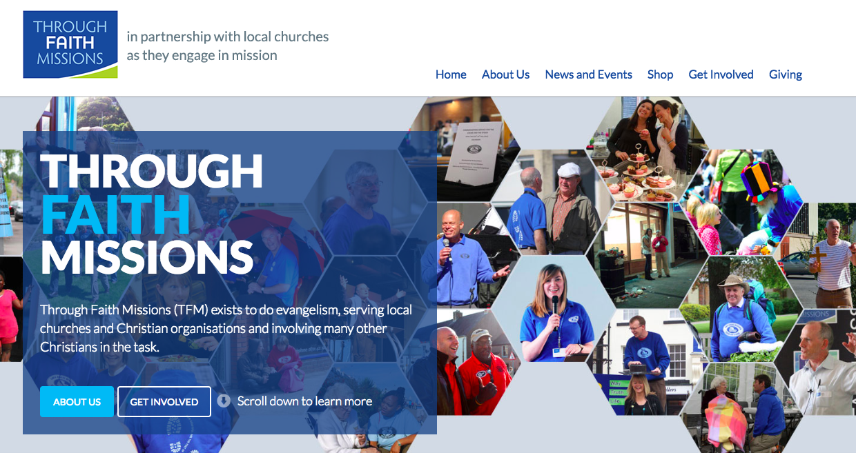 Faith Through Mission Web