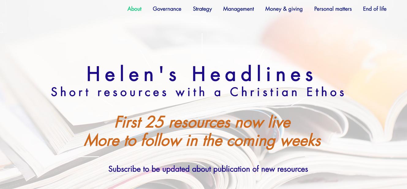 Helens Headlines
