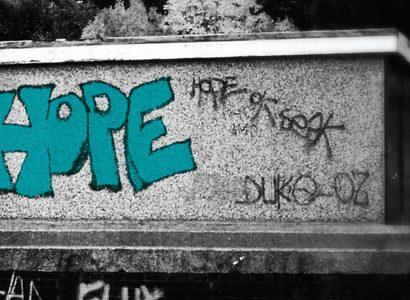 Hope Image Treated