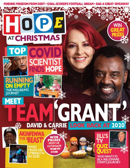 Hope christmas 2020