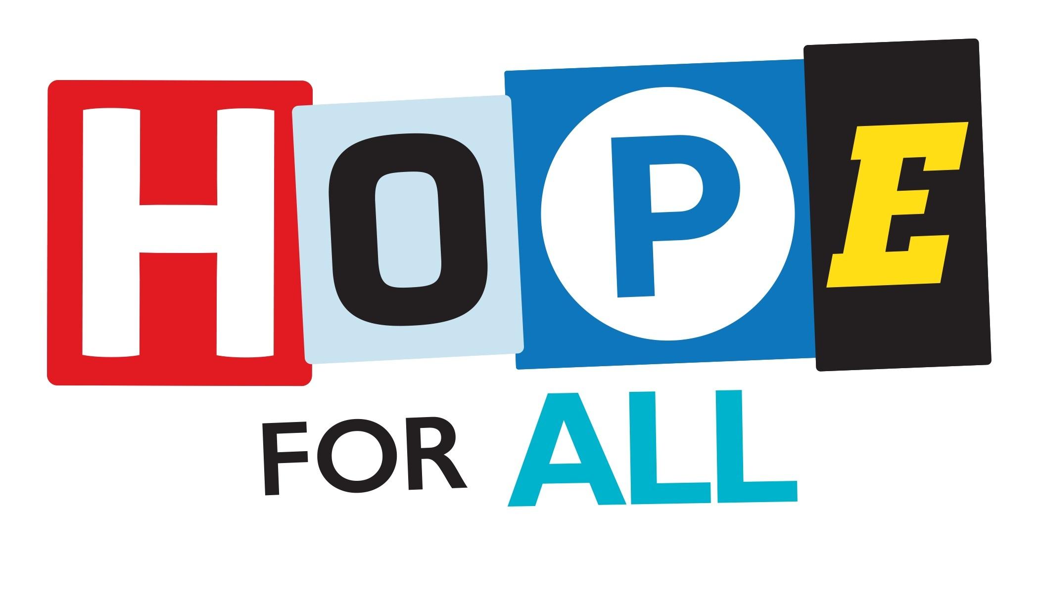 Hope for all logo