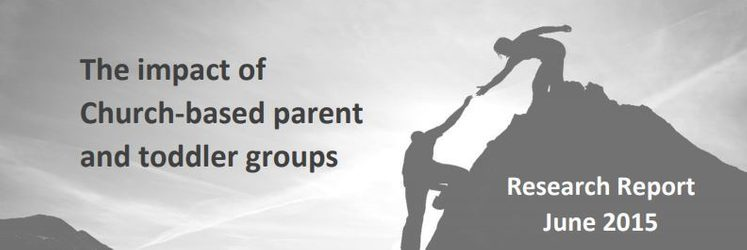 The impact of Church-based parent and toddler groups