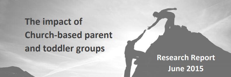 Impact church based toddler groups