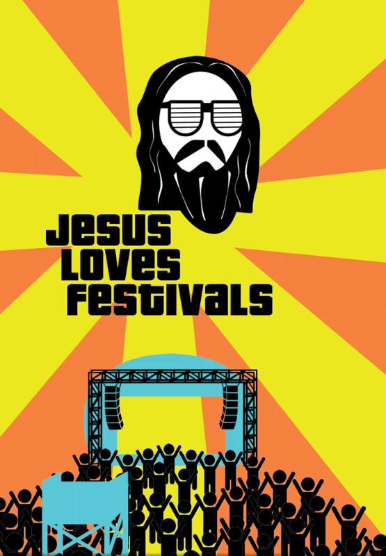 Jesus loves festivals