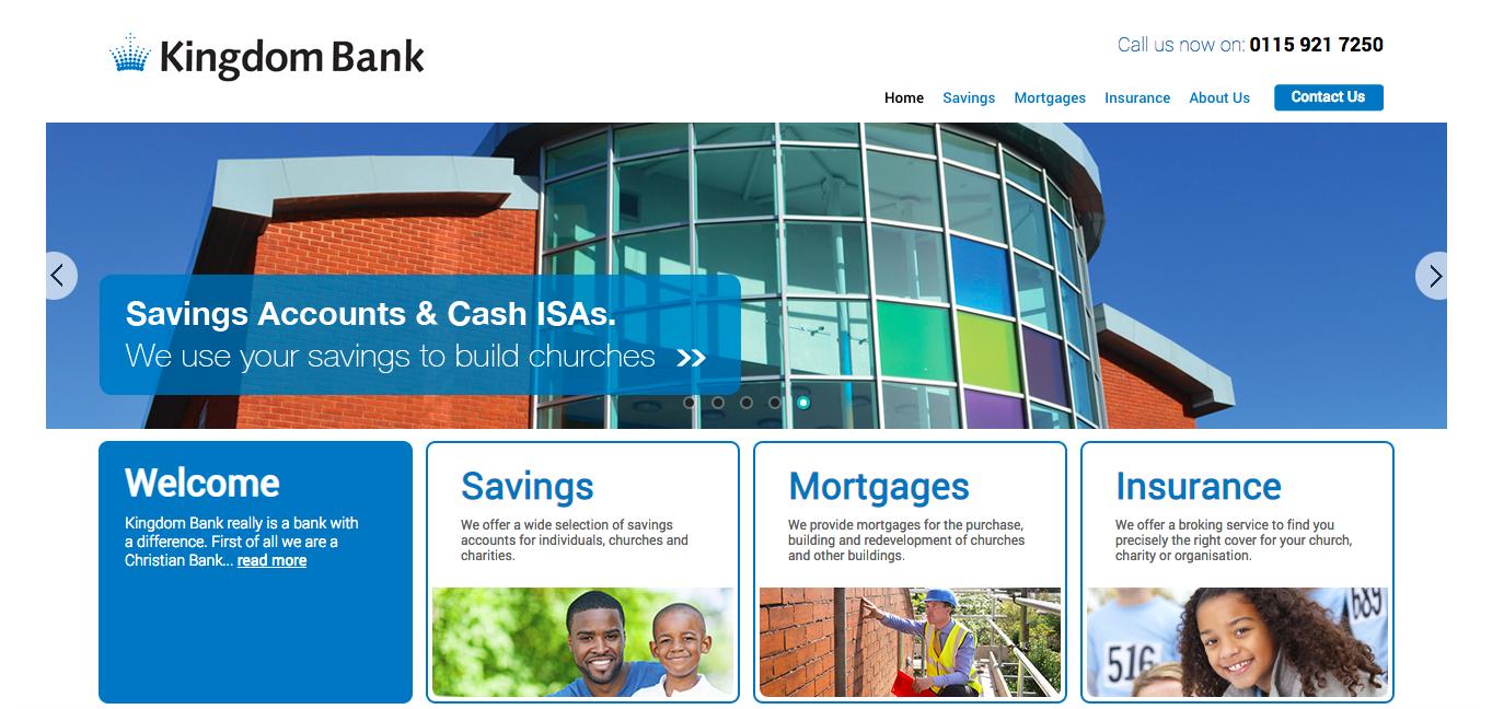 Kingdom Bank Web