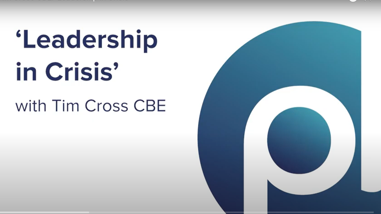 Leadership in crisis cover image
