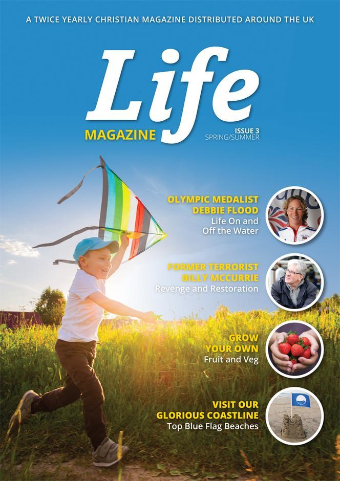 Life evangelistic magazine summer 2020