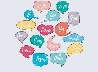 Love. Go. Teach.