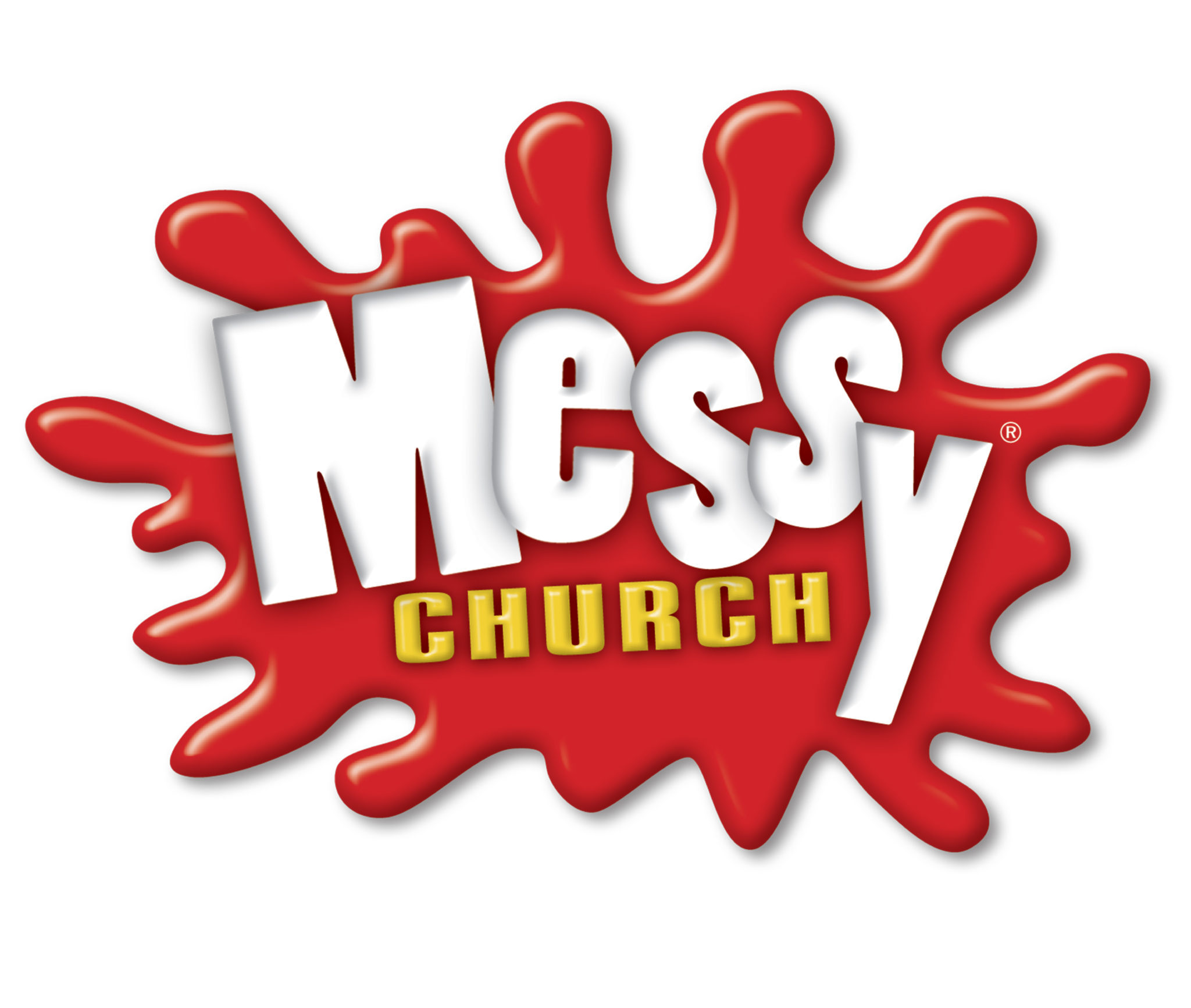 Official Messy Church logo 10000 pixels wide 300dpi