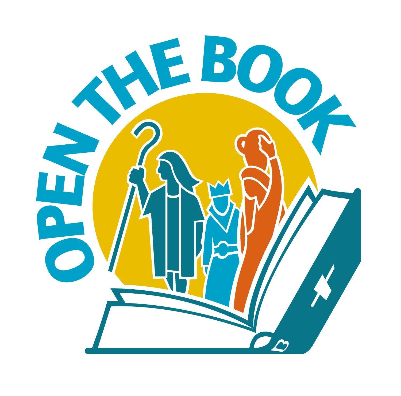 Open the Book New Logo