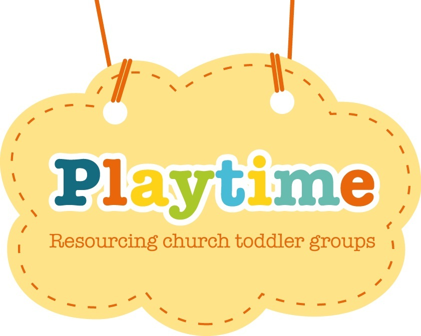 Playtime logo with cloud