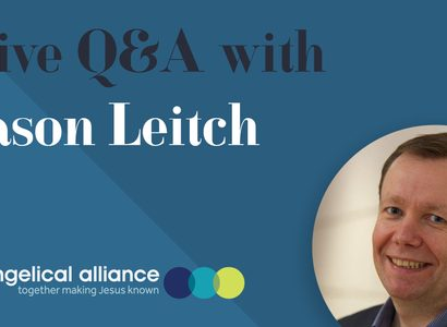 QA with Jason Leitch