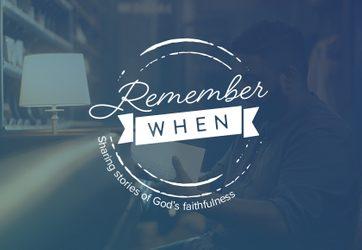 #RememberWhen