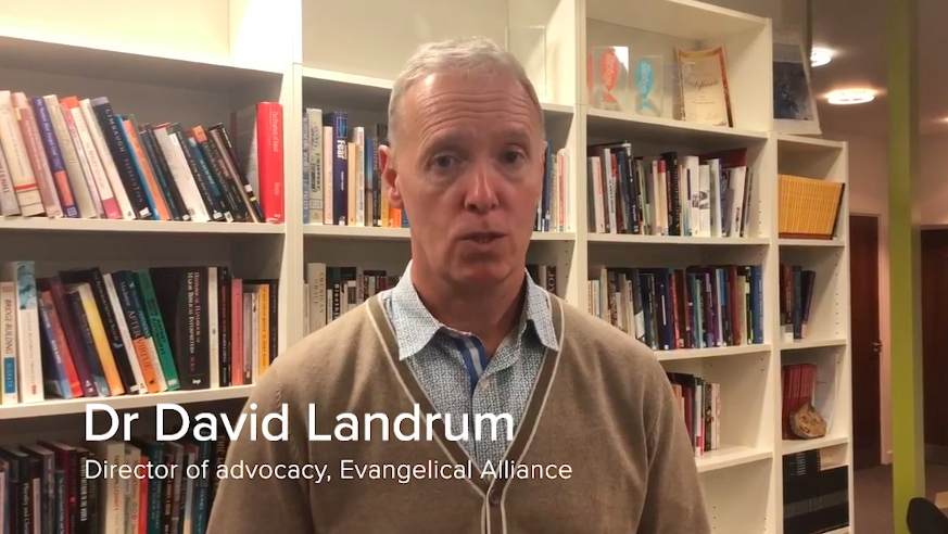 Dave Landrum countering extremism video