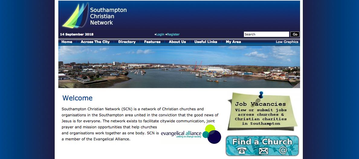 Southampton Christian Network