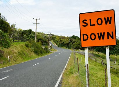 Is slowing down the new busy?