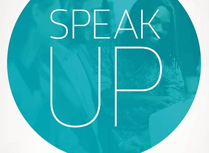 Speak Up: a summary guide