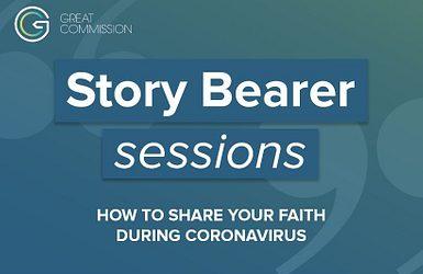 Story Bearer Session with J John and Sarah Yardley