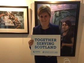 Sturgeon Serve S 1