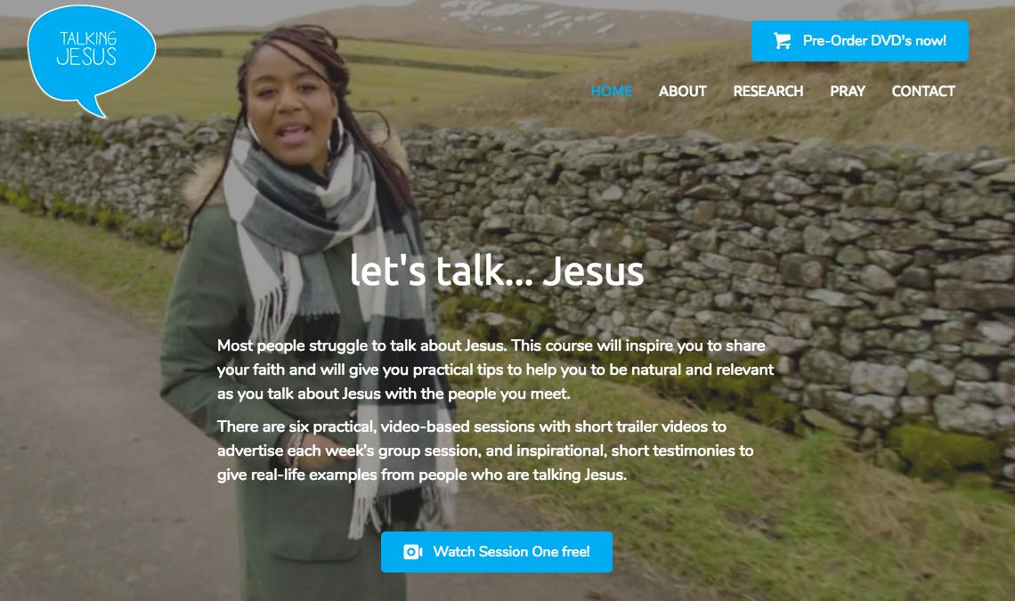 Talking Jesus Screen Shot