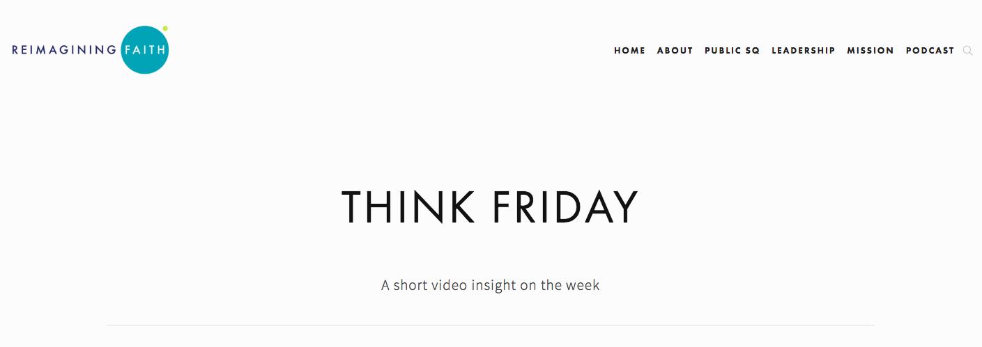 Think Friday
