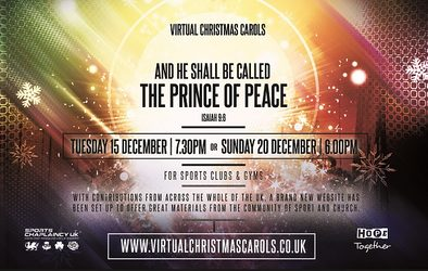 Virtual Christmas Carol Services