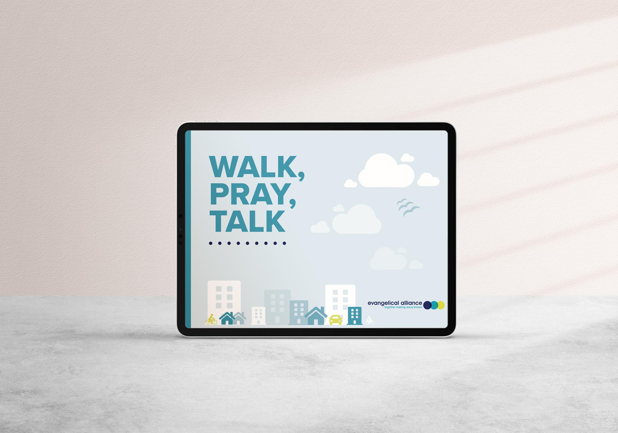 Walk Pray Talk