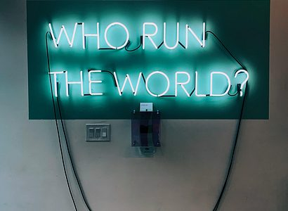 Who run the world leadership