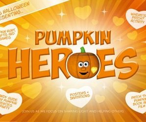Pumpkin Heroes Pack