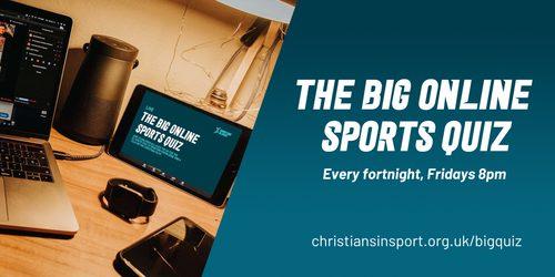 The Big Online Sports Quiz