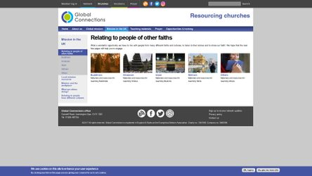 Relating to people of other faiths