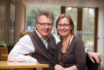 Mark and Christine Daniel