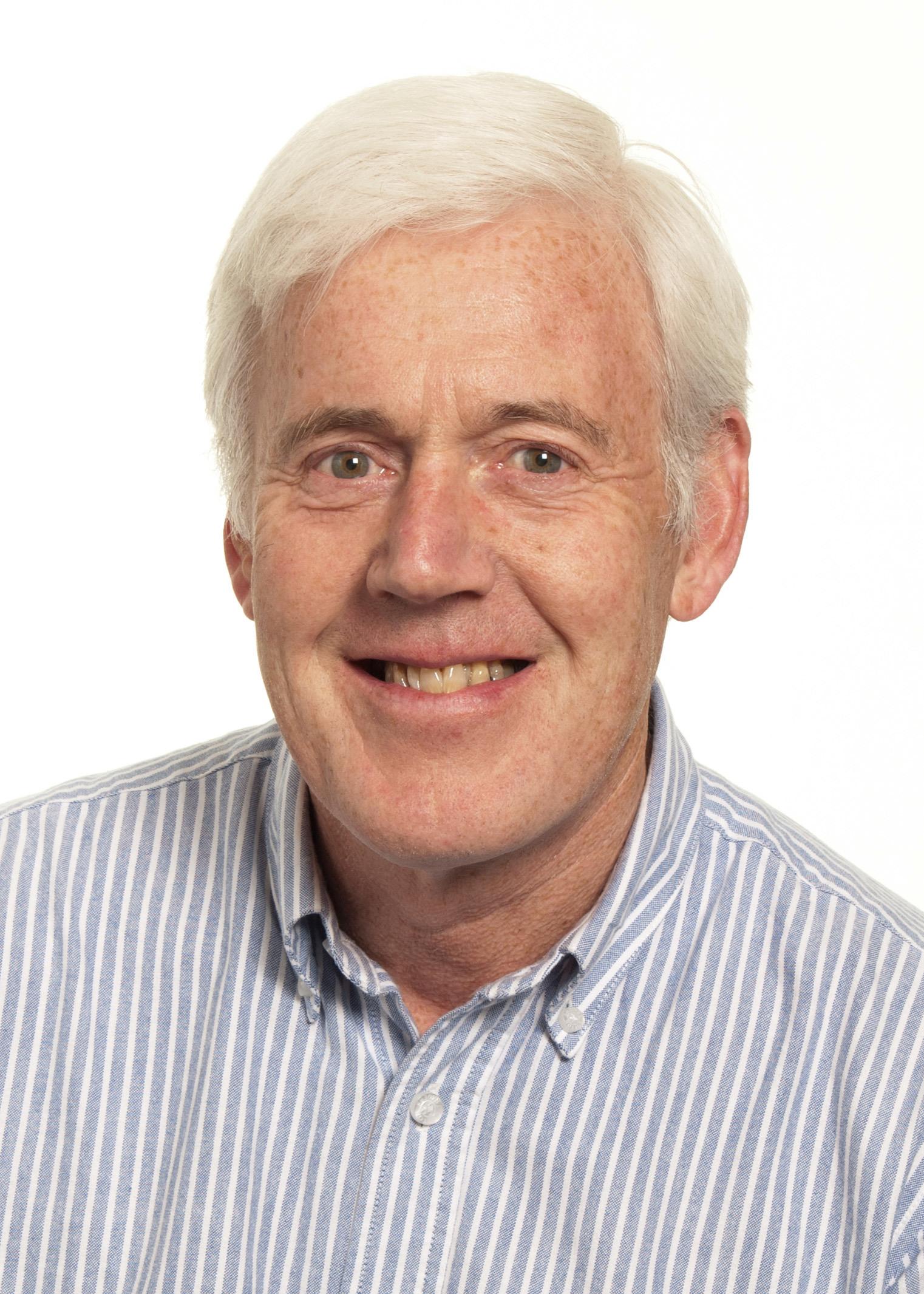 Prof Paul Ewart
