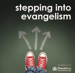 Stepping into Evangelism